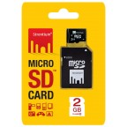 MicroSd Strontium 2GB
